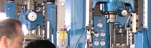 Mechanische Sinterpressen aus China