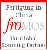 froMOS Zulieferdienstleistungen - China Zulieferland mit Perspektive
