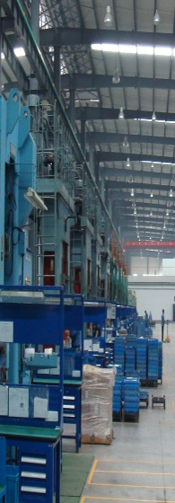 froMOS China sub-contracting services in metal working industry